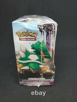 Pokemon DP Stormfront Factory Sealed Booster Box Yeti Gaming w Display Case