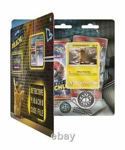 Pokemon Detective Pikachu Case File Display Booster Box 36 Packs