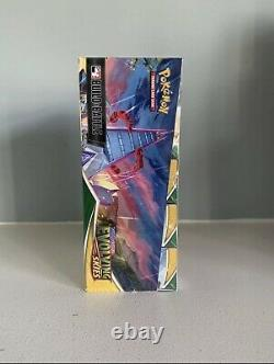 Pokemon Evolving Skies Factory Sealed Build And Battle Box Display Case Of 10
