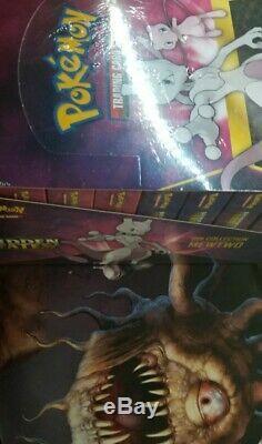 Pokémon HIDDEN FATES Pin Collection Case Display Box (BRAND NEW SEALED) TCG