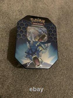 Pokemon Hidden Fates Tins Case & Display Box Brand New & Sealed 6 Tins