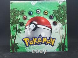 Pokemon Jungle Factory Sealed Booster Box WOTC Yeti Gaming with Display Case