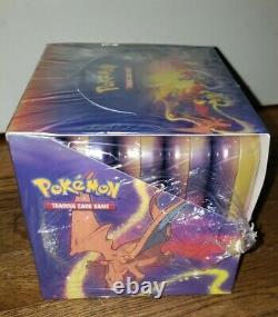 Pokemon Tcg Kanto Power 10 Mini Tin Display Case Box Factory Sealed Read Desc