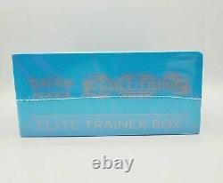 Pokemon XY Evolutions Elite Trainer Box ETB with Display Case Factory Sealed