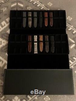 Rare Dealer Only Oem Panerai Strap Display Storage Case/box. Luminor/radiomir
