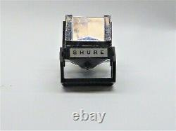 Shure V15 Type III Cartridge & Genuine Vn35e Stylus In Original Display Case/box