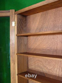 Special Order WALL CURIO CABINET SHADOW BOX DISPLAY CASE COLLECTIBLES SHELF