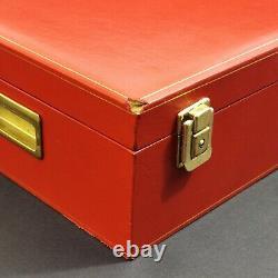St Dupont Display / Suitcase For 36 Lighter Rare Case Box Oem