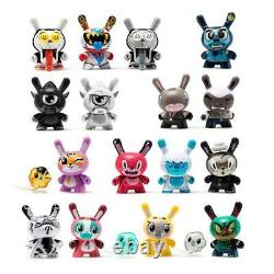 The Wild Ones Dunny Series by Kidrobot SEALED Display Case of 24 pcs Box