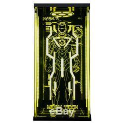 Toys Box 1/6 Iron Man Figure mk6 Gnaku 4.0 Display Case Dust proof Box LED Light
