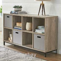 Vinyl Record Storage Cabinet LP Album Display Rack Shelving Bookcase Shoe Filing