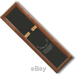 W. R. Case & Sons Walnut Magnetic Display For V-42 Knives Wooden Box 21943 NEW