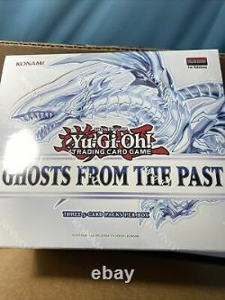 Yu-Gi-Oh! Ghosts from the Past 1 Display Box (5 Mini Boxes) Form Sealed Case FS