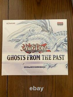 Yu-Gi-Oh! Ghosts from the Past 1 Display Box (5 Mini Boxes) Sealed Case YUGIOH