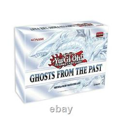 YuGiOh Ghosts From the Past Booster Case 10 Displays 50 Mini Boxes SEALED NEW