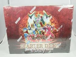 Yugioh 1st Edition Starter Deck Special Edition Display Box Factory Sealed Case