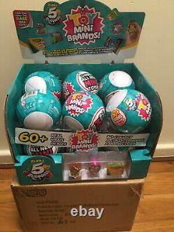 ZURU 5 Surprise Toy Mini Brands Assorted toys Full display / case of 12
